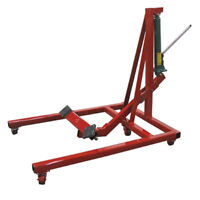"""Champ 4501 Hydraulic Side End Car Lift 3000 lb Capacity & Lifts from 7"""" - 36"""""""