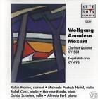 Mozart - Clarinet Quintet KV 581 & Trio KV 498 ( CD ) NEW / SEALED