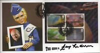 THE GENIUS OF GERRY ANDERSON personally signed FDC - THUNDERBIRDS