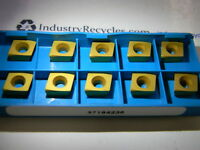 Ingersoll CDE313R064 IN6530 Carbide Milling Inserts Qty. 10
