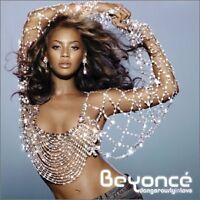 BEYONCE Dangerously In Love CD BRAND NEW