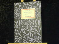 Insel - Bücherei 1089 :  T.S. Eliot,  Das wüste Land