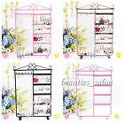 Necklace Earring Show Rack Holder Metal Jewelry Display Organizer Stand 4 Colors