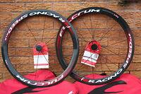 Fulcrum Racing Speed XLR 700C Road Bike Tubular Wheelset incl. Wheel Bags CULT