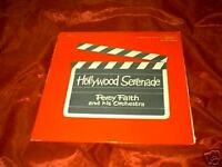 Hollywood Serenade - Percy Faith - LP - DS 527