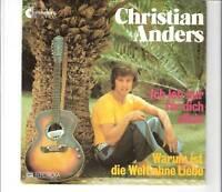CHRISTIAN ANDERS - Ich leb´ nur für dich allein
