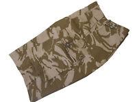 Genuine British Army Surplus Desert DPM Shorts Camo S95 Camouflage Lightweight
