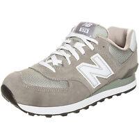 New Balance M574-GS-D Sneaker Herren Grau NEU