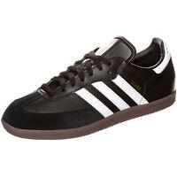 adidas Originals Samba Sneaker Herren Schwarz NEU