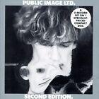 PUBLIC IMAGE LTD PiL Second Edition CD NEW 2011 Remaster