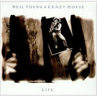 NEIL YOUNG & CRAZY HORSE Life CD BRAND NEW