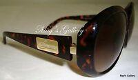 Guess Jeans Eyewear  Sun Glasses Glass SunGlasses Brown GU 6116   W NIB