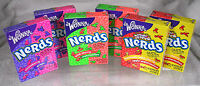 Wonka Nerds Mix x 6 Boxes Flavours Retro Candy Sweets, American USA
