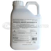 1 x 5L Monsanto Amenity XL Very Strong Professional Glyphosate Weedkiller
