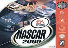 NASCAR 2000 (Nintendo 64, 1999)