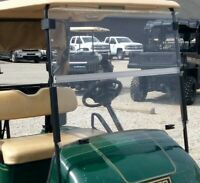 Golf Cart Folding Windshield fits 1995-2013 E-Z-GO NEW!