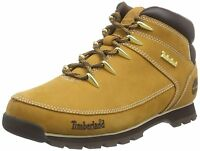 New Timberland Euro Sprint Hiker Mens Leather Ankle Shoes Lace Up Boots Wheat
