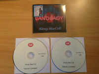 KIRSTY MacCOLL ~'Electric Landlady' ~Rare UK PROMO ONLY Remastered 2CD 2012~NEW