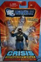 DC UNIVERSE INFINITE HEROES CRISIS GOTHAM SWAT FIGURE