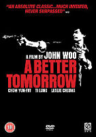 A Better Tomorrow [DVD], Very Good Condition DVD, Tuis Hark, Feng Tien, Lee Chi