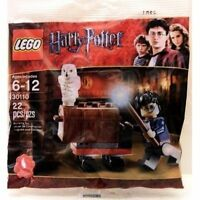 LEGO HARRY POTTER 'TROLLEY' #30110 LIMITED EDITION HEDWIG GIFT BAG