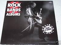 New Rock New Bands New Albums - Mercury Booklet LP