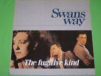 Swans Way - The Fugitive Kind - 1984 Mercury Greece LP