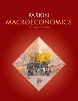 Macroeconomics by Michael Parkin (2011, Paperback)