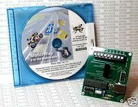 MotorBee: USB DC Motor Controller for the PC Hobbyist