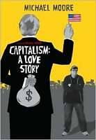 Michael Moore's CAPITALISM:A LOVE STORY(2009)Lots of Extra Features SEALED ****