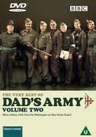 THE VERY BEST OF DADS ARMY VOLUME TWO DVD 2002