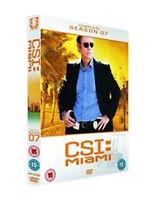 C.S.I. - Crime Scene Investigation - Miami - Season 7 - Complete [DVD], Very Goo