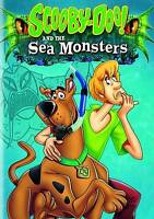 DVD Scooby-Doo! and the Sea Monsters NEW