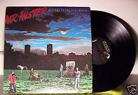 MR. MISTER Welcome To The Real World Vinyl LP 1985 RCA Synth Pop Rock VG+