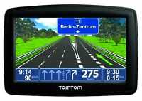 TomTom START XL Central Europe Traffic Navigationssystem