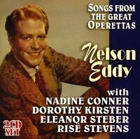 Songs from the Great Operettas by Nelson Eddy (CD, Mar-2011, Flare)