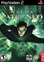 The Matrix: Path of Neo - PlayStation 2