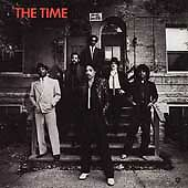 The Time by The Time (CD, Warner Bros.)