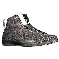 Converse All Star Alpha Mid - Men's Basketball Shoes (Black Width:Medium)