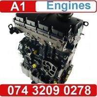 VOLKSWAGEN VW PASSAT 1.9 TDi 2000-2005 130 BHP AVF ENGINE SUPPLY & FITTED