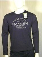 T-Shirt Uomo HELLY HANSEN Maglietta Maniche Lunghe 79172 A025 Tg S M
