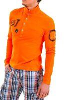 Polo Maglia Uomo T-Shirt  Maglietta Maniche LunghABSOLUT JOY P636014 A578 Tg XL