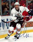 Autographed Los Angeles Kings Jarret Stoll Edmonton Oilers 8x10 Photo