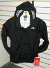 THE NORTH FACE GIRLS RESOLVE RAIN JACKET-WATERPROOF-  A1VC- BLACK -S,XL -NEW