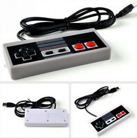 Hot Gaming USB Retro Game Controller Gamepad for Nintendo NES Style Pad-New