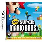 New Super Mario Bros. (Nintendo DS, 2006) - US Version