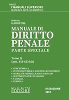 Manuale di diritto penale. Parte speciale. Vol. 2 - Garofoli Roberto