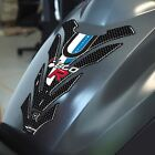 PARASERBATOIO F800 r ADESIVI SERBATOIO RESINA 3D CARBONIO F800R x MOTO BMW F 800