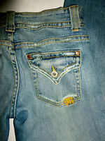 Miss Me 28 Lowrise Lucy Bootcut Jeans In Berlin Wash