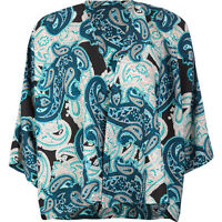 Element Chiffon Kimono Womens Wrap Size Medium BNWT